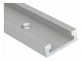 Perfil de aluminio T_TRACK  x 650mm
