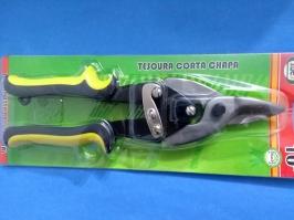 Tesoura Corta Chapa 10 ID-862T