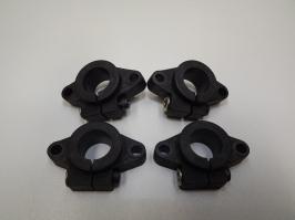 KIT COM 4 SUPORTES SHF PARA EIXO 16mm
