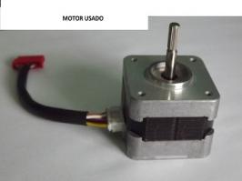 MOTOR DE PASSO USADO 1.2KGF